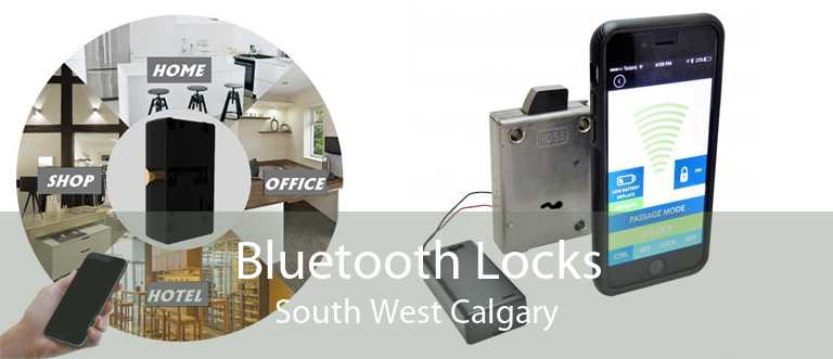 Bluetooth Locks South West Calgary