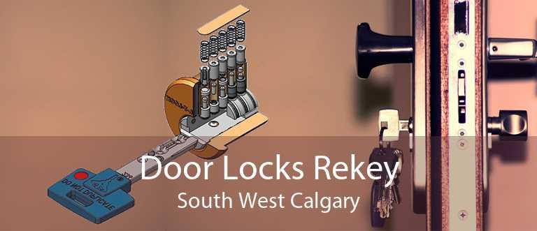 Door Locks Rekey South West Calgary