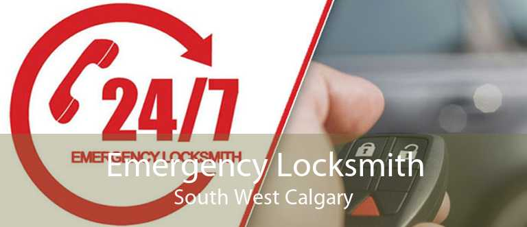 Emergency Locksmith South West Calgary
