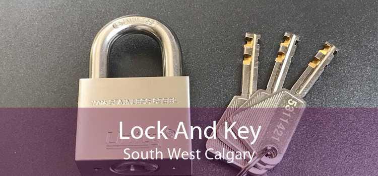 Lock And Key South West Calgary