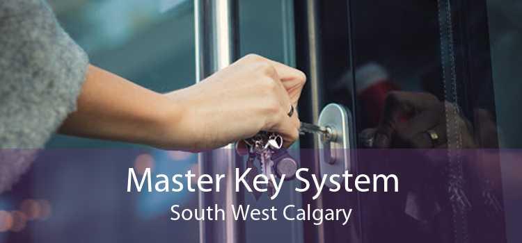 Master Key System South West Calgary