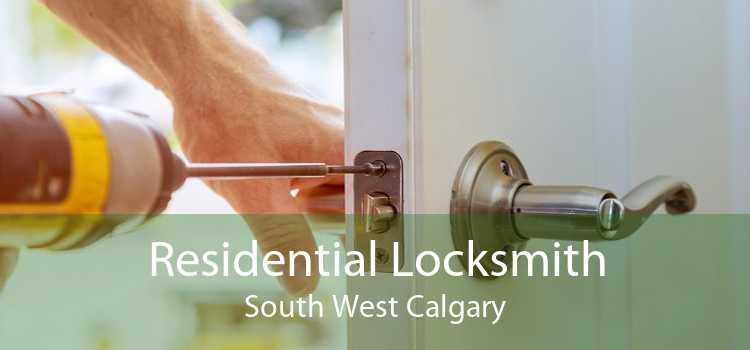 Residential Locksmith South West Calgary