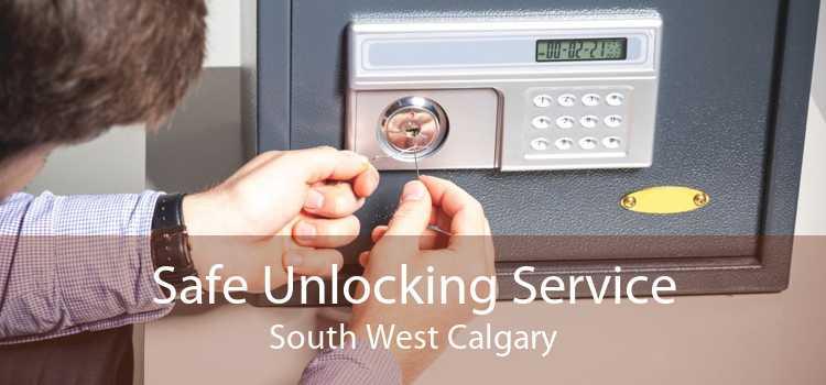 Safe Unlocking Service South West Calgary
